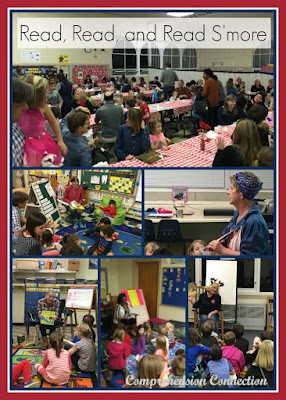 Kids love s'mores, and parents do too. Check out how this Read, Read, and Read S'more Night was run. It was so much fun for teachers and families.