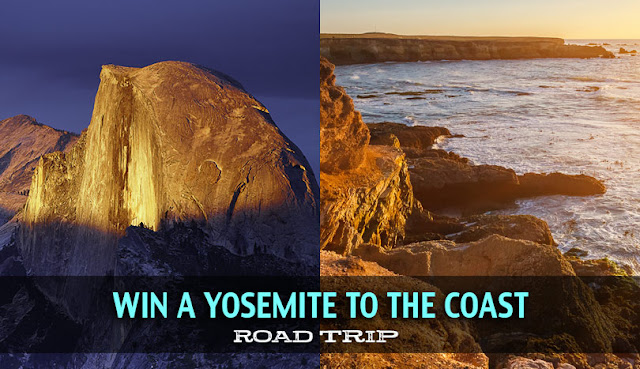 My Yosemite wants you to enter once for your chance to win the ultimate road trip for four from San Francisco to The Yosemite National Park, worth nearly $6000!
