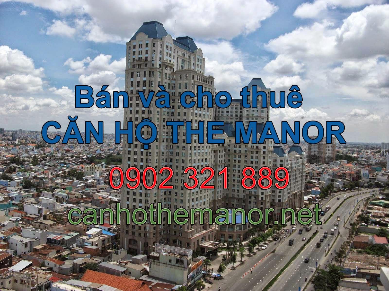 bán căn hộ the manor officetel