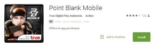 Point Blank Mobile Resmi Rilis Di Indonesia