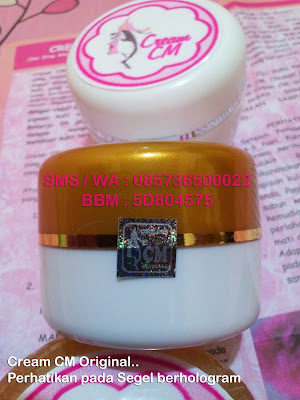 Cream CM Ori Asli Original 2in1 Glowing Acne Flek
