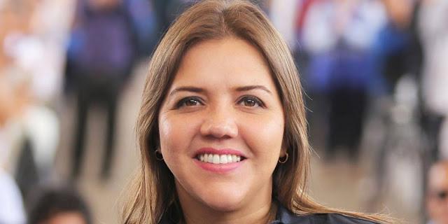 María Alejandra Vicuña fue nombrada Coordinadora Zonal del SRI.