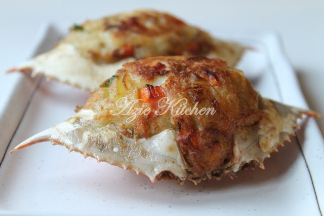 Stuffed Crabs Ketam Azie Kitchen