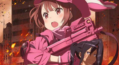 SAO Alternative Gun Gale Online,Sword Art Online Alternative: Gun Gale Online