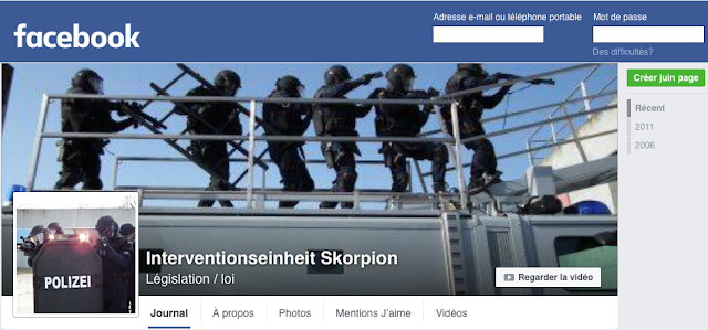 http://www.facebook.com/Interventionseinheit-Skorpion-256238331076324/