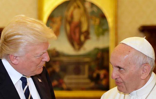 O Papa Francisco intercedeu inutilmente para os EUA não saírem do malfadado acordo