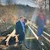 LUKAVAC - Volonterska akcija mještana povratnika u MZ Brijesnica Donja