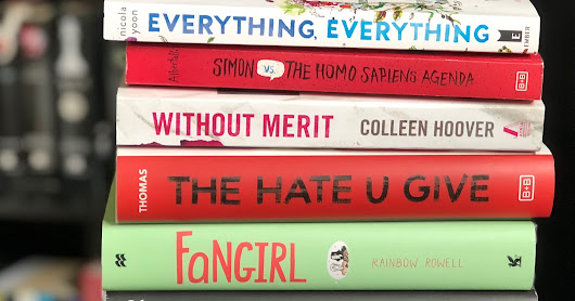 Teen Read Week: What to Read