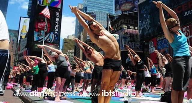June 21: International Day of Yoga