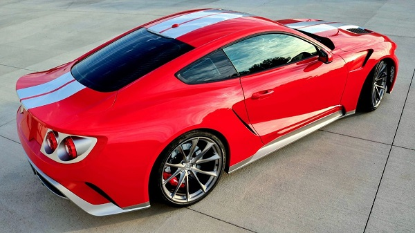 Ford Mustang GTT