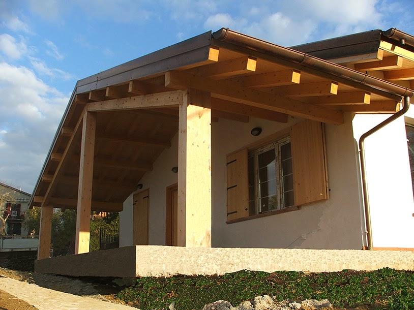 progetti di case in legno casa 95 mq portico 35 mq