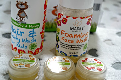 Marili skincare for kids review