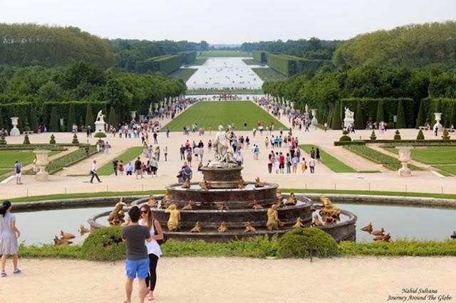 Khám phá 'những khu vườn vương giả' giữa lòng châu Âu -6