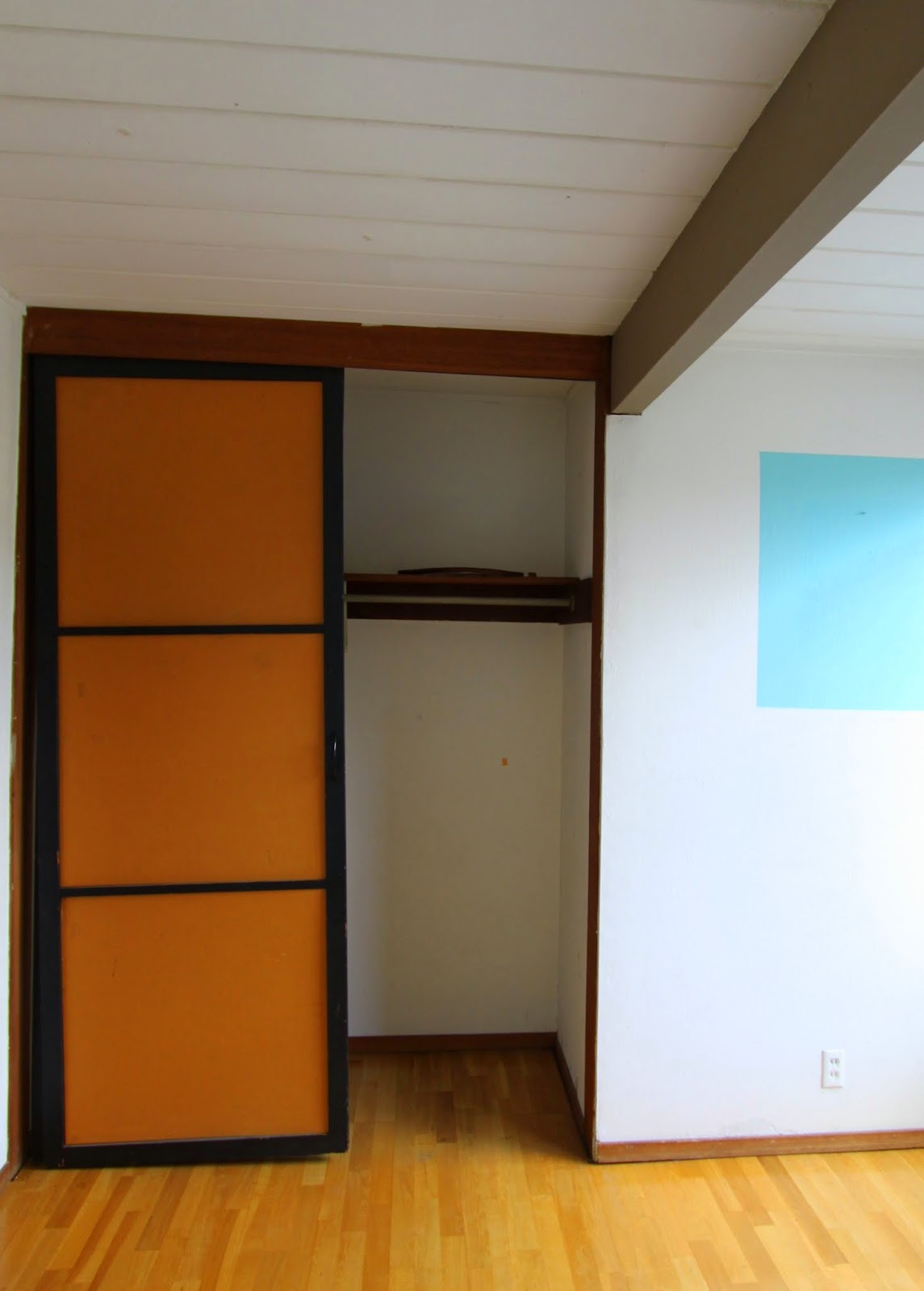 Slatted Room Divider Pristine Eichler On The Market In Fairhaven Orange Tract
