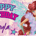 Happy Birthday Layla