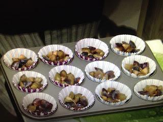 Prajituri cu prune