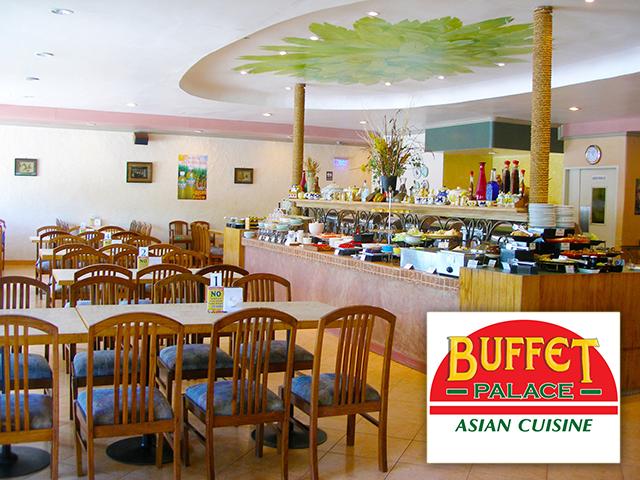 Oriental Buffet Palace