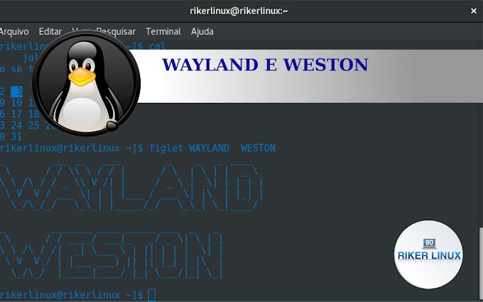CONHECENDO O WAYLAND E SEU COMPOSITOR WESTON