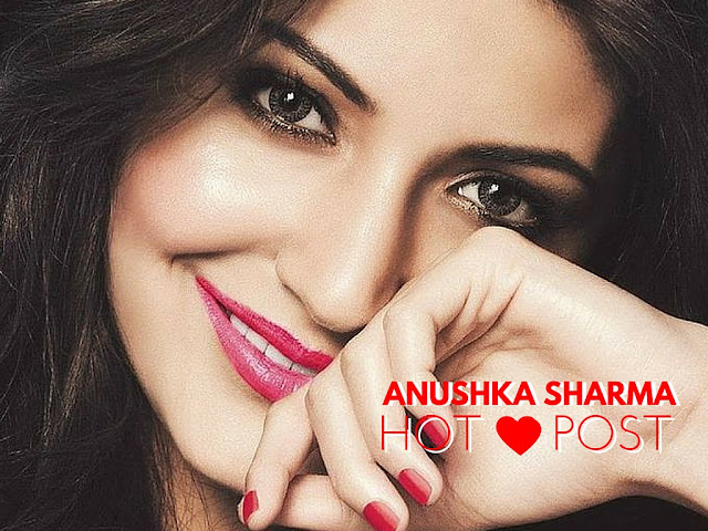 Anushka Sharma Hot Post