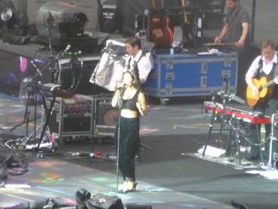 Marina & The Diamonds au Stade de France