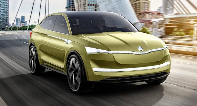 Autonomous, Electric Vehicles, Reports, Skoda