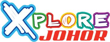 Xplore Johor Logo