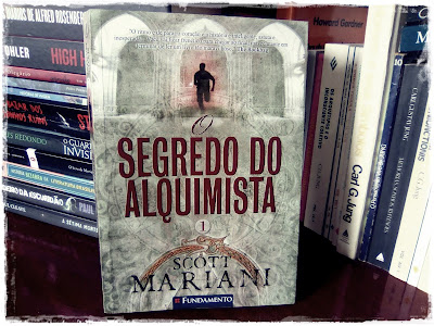 O segredo do alquimista (Ben Hope 1), de Scott Mariani