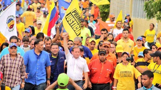 Juan Pablo Guanipa: La gente del Zulia merece ser dignificada