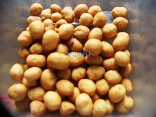 Nigerian peanut burger snack recipe and peanut production as Business venture