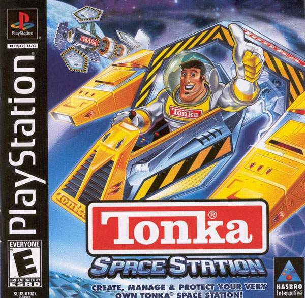 Tonka Space Station - PS1 - ISOs Download