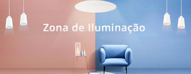 Promoção Zona de Iluminação na Gearbest