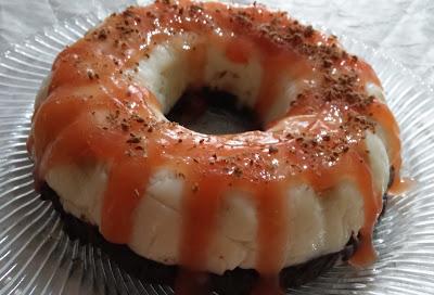 kek kalıbında bisküvili pasta tarifi