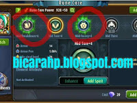 Tips Mendapatkan Rune Core Magic Rush Heroes