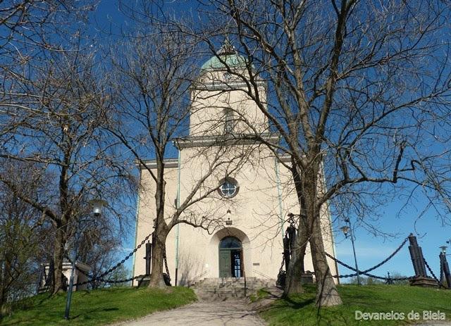 Fortaleza de Suomenlinna Helsinki
