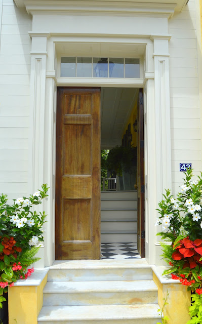 Porch Door