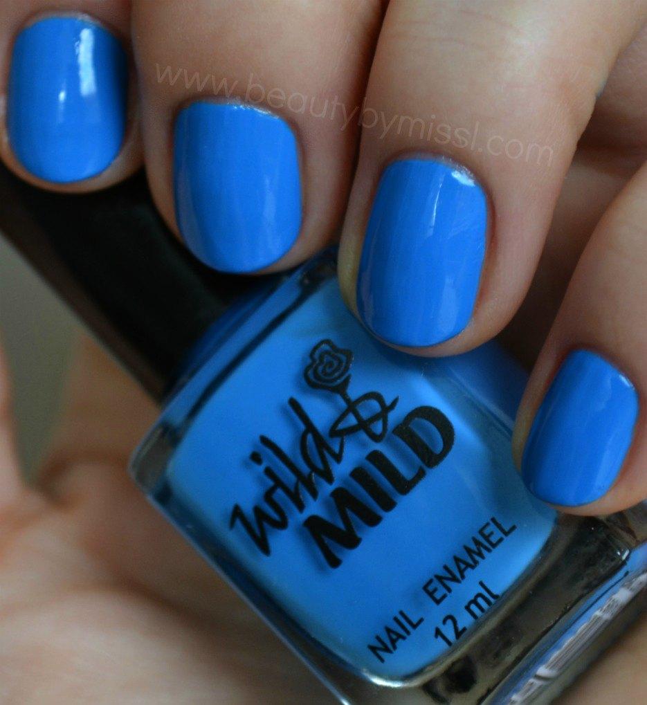 Wild&Mild Blue Nun