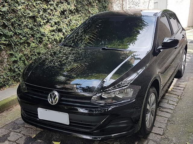 Ficha Técnica - VW Polo 1.0 MPI