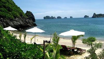 Biển đảo Cát Bà - Hạ Long