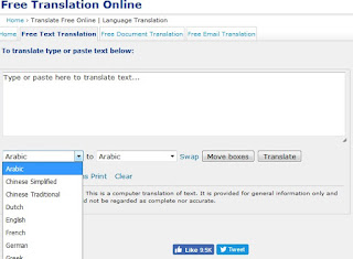Translation sites better than Google Translate