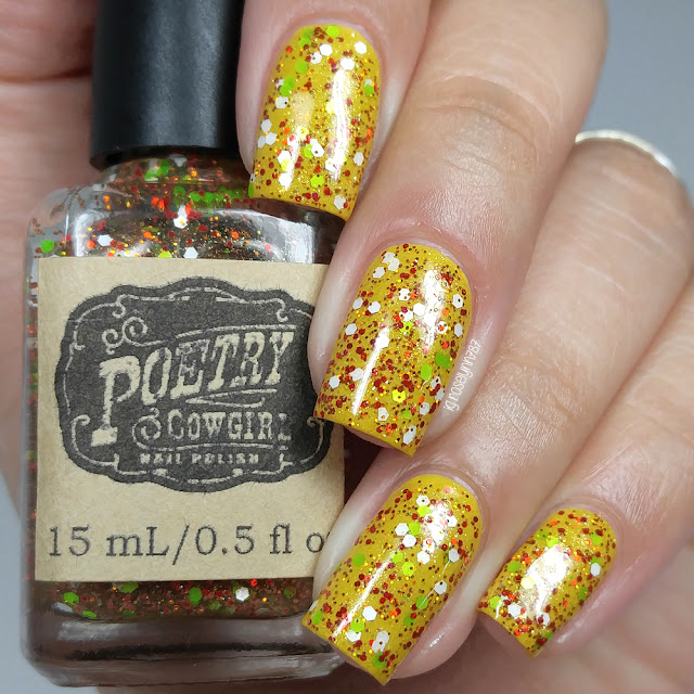 Poetry Cowgirl Nail Polish - Spiced Apple Pie