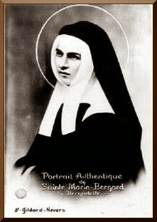 FEBRUARY 18 - Feast Day of Saint Bernadette Soubirous