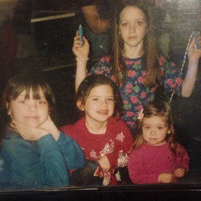 my daughters, 1997