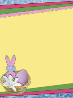 ATS freebie - Color my easter journal card 2