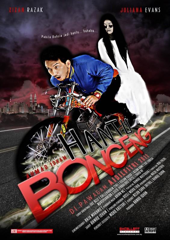 Review Filem Hantu Bonceng