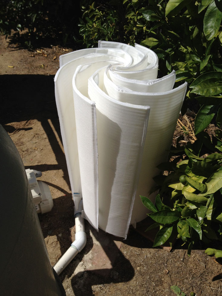 Wine Country Pools And Supplies How To Assemble A De Filter Grid Set