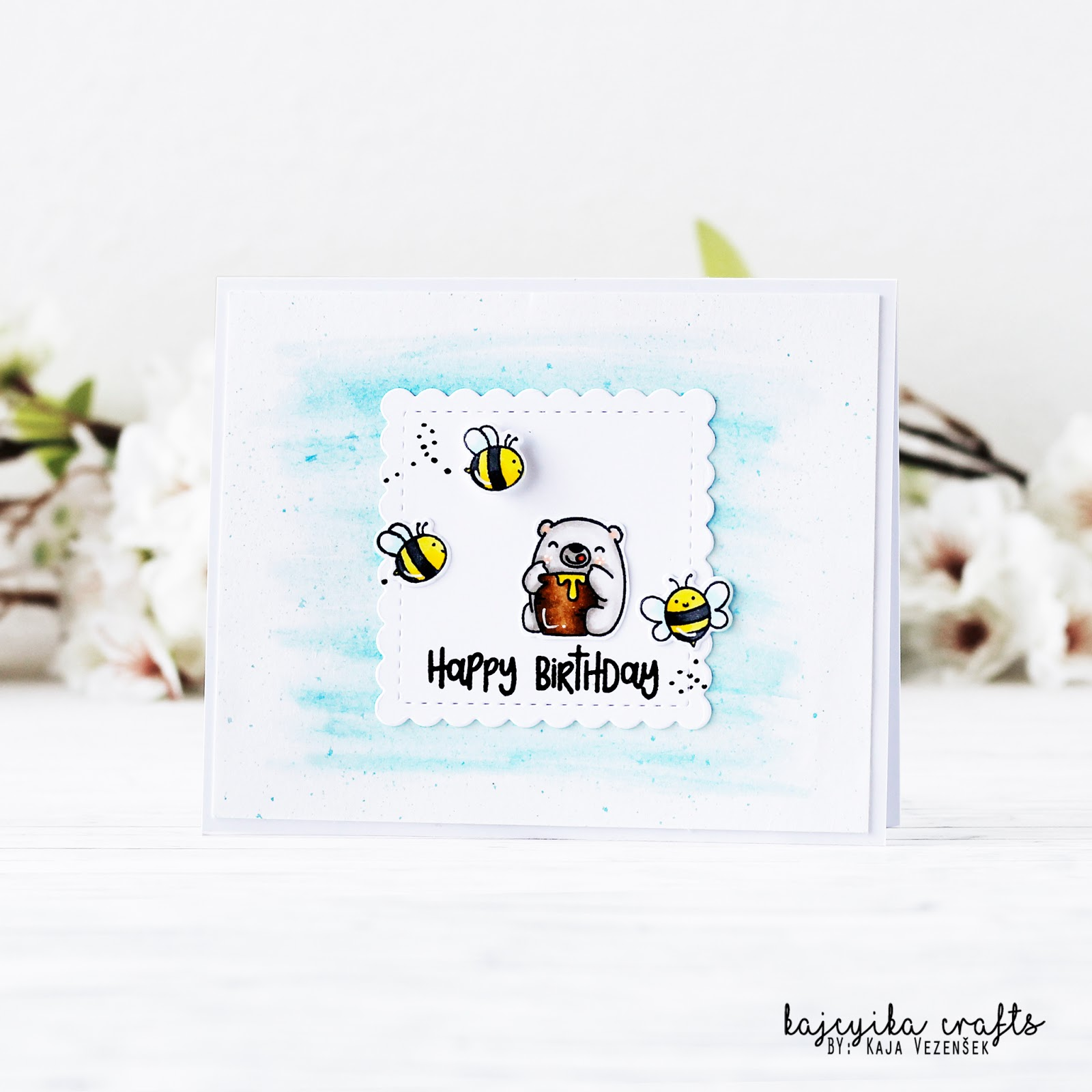 To bee or not to bee blog hop