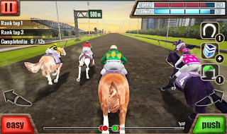 Horse Racing 3D 1.0.2 Mod Apk-screenshot-2