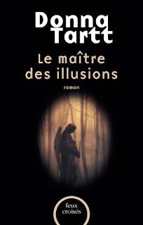 Couverture de Le maître des illusions, Donna Tartt