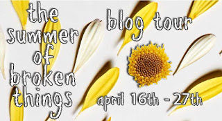 {Guest Post+Giveaway} The Summer of Broken Things by Margaret Peterson Haddix