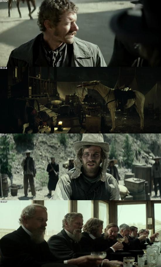 The Lone Ranger 2013 BluRay 720p 480p Dual Audio Hindi English Full Movie Download
